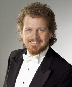 Conductor of the Roanoke Symphony