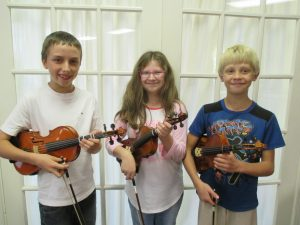 Muskrat Trio with Devin Blankenship and Madison Zeman